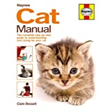 The Cat Manual: The complete step-by-step guide to understanding and caring for your catby Claire Bessant