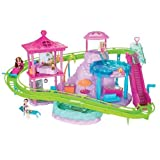 Polly Pocket Roller Coaster Resort Playset ~ Mattel