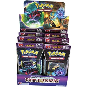 Pokemon Trading Card Game Black and White - Dark Explorers Theme Deck Assortment