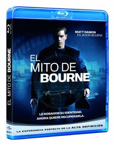 El mito de Bourne [Blu-ray]