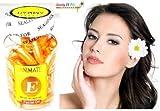 ANIMATE Aloe Vera & Vitamin E Facial Oil For Acne/Marks 60 Soft Cel capsules