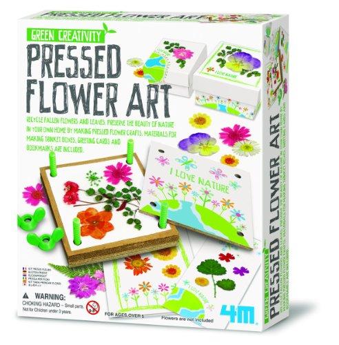 f13e8d0ac American Girl Crafts Daisy Bracelets Kit · 4M Pressed Flower Art Kit ...
