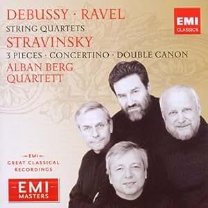 EMI Masters - String Quartets /  Alban Berg Quartet