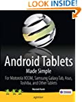 Android Tablets Made Simple: For Moto...