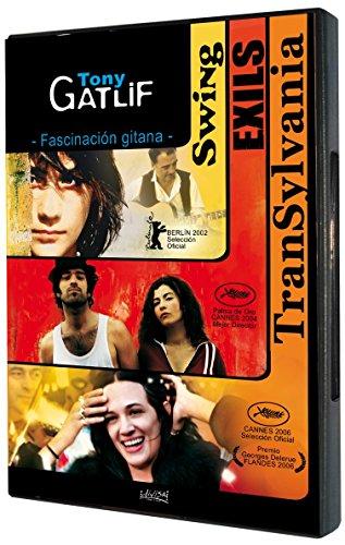 Tony Gatlif: Exils, Swing, Transylvania (3 Dvd) (Import Movie) (European Format - Zone 2)