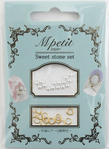 Mpetit SWEET STONE SET B326各15個入