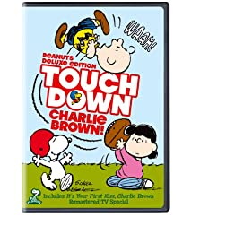 Peanuts: Touchdown Charlie Brown