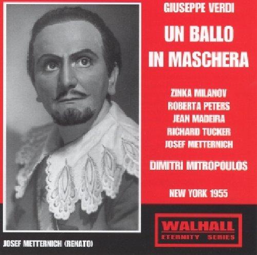 Ballo in Maschera - Verdi - CD
