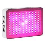 Roleadro 300W LED Pflanzenlampe für Gewächshaus Pflanze...