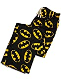 DC Comics Batman - Mens Batman Lounge Pants, Black 31219