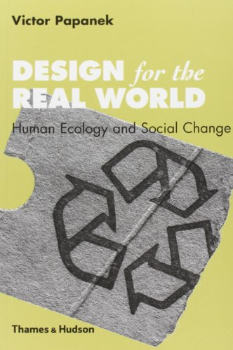 Sale alerts for Thames & Hudson Ltd Design for the Real World: Human Ecology and Social Change - Covvet