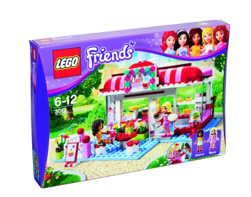 LEGO Friends 3061 - Café