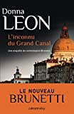 L'Inconnu du grand canal (Suspense Crime) (French Edition)