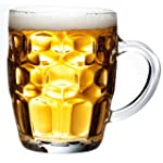 VonShef - Set of 4 Traditional Pint S...