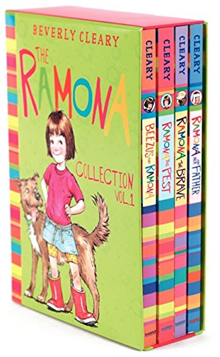 The-Ramona-Collection-Vol-1-Beezus-and-Ramona-Ramona-the-Pest-Ramona-the-Brave-Ramona-and-Her-Father-4-Book-Box-set