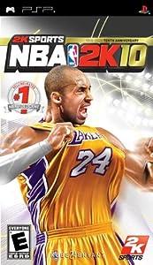 NBA 2K10 - PlayStation Portable Standard Edition