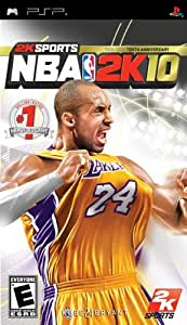 NBA 2K10 - PlayStation Portable Standard Edition