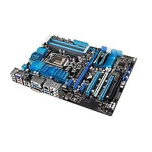 Asus P8Z68-V PRO Mainboard (Intel Z68 Express, 4x DDR3 Speicher, 6x USB 2.0)