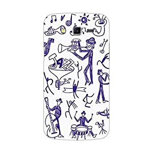 Samsung Grand 2 Cover - Hard plastic luxury designer case for Grand 2-For Girls and Boys-Latest stylish design with full case print-Perfect custom fit case for your awesome device-protect your investment-Best lifetime print Guarantee-Giftroom 118