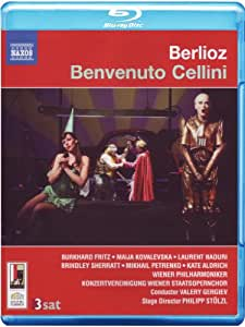 Berlioz: Benvenuto Cellini [Blu-ray] [Import]