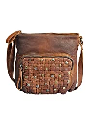 VILENCA HOLLAND 40754 Cognac, Leather Bags For Women, Ladies Shoulder Bags, Ladies Work Bags, Ladies Leather Bags...
