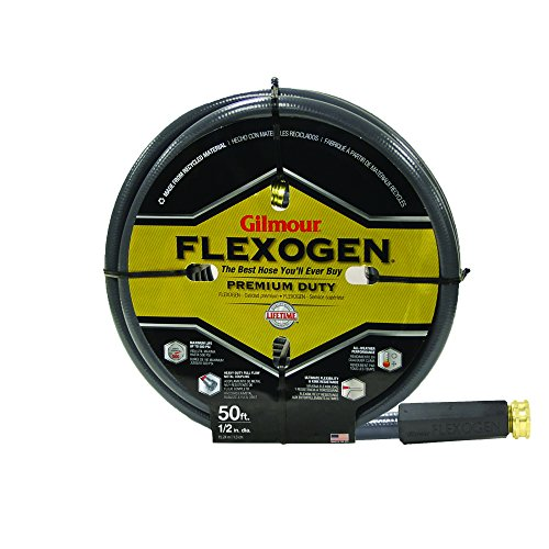 Gilmour Flexogen Super Duty Hose 1/2 Inch x 50 Feet (1 Water Hose compare prices)