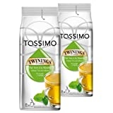 Tassimo Twinings Green Tea & Mint, 2 x 8 T-Discs (16 T-disc)