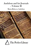 img - for Audubon and his Journals - Volume II book / textbook / text book