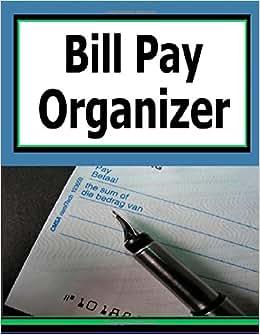 Bill Pay Organizer
