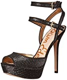 Sam Edelman Womens Nadine Platform Dress Sandal