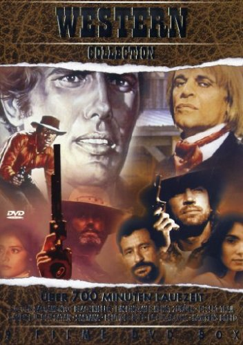 Western Collection - Lederschuber [3 DVDs]