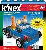K'Nex City Rides 10 Model Building Set