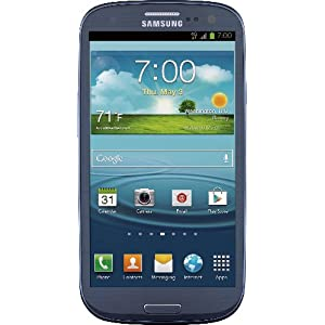 Samsung Galaxy S III, Blue 16GB (Sprint)