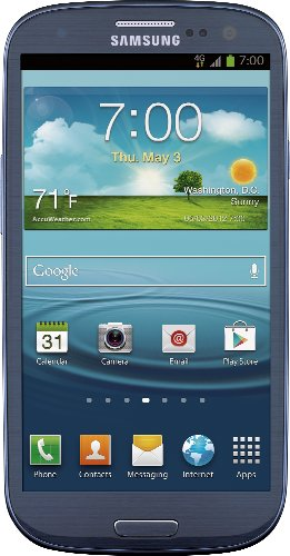 Samsung Galaxy S III 4G Android Phone, Blue 16GB (Sprint)