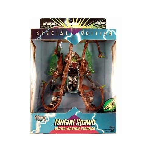 Spawn Series 6 Deluxe Mutant Spawn Action Figure - 1