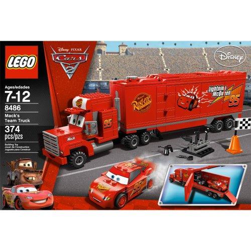 Buy Lego Brand Cars Macks Team Truck - 374 pcs.