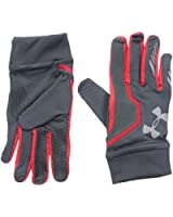 Under Armour Engage Coldgear Gants de running Homme Stealth