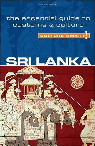Sri  Lanka - Culture Smart!: the essential guide to customs & culture