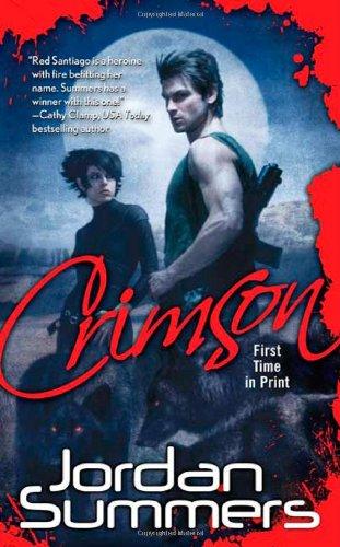 Image of Crimson (Dead World, Book 3)