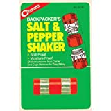 Backpackers Salt & Pepper Shaker