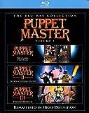Puppet Master 3 Disc Set [Blu-ray]