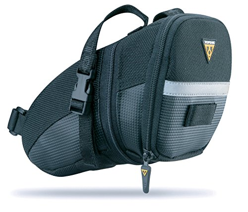 Topeak Aero Wedge Pack with Strap mount (Large) (Bike Tool Bag compare prices)