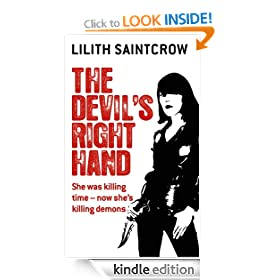 The Devil's Right Hand: The Dante Valentine Novels: Book Three