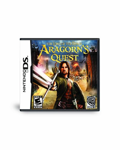 Lord Of Rings Aragorn's Quest - 1
