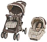 Graco Passage Travel System Morgan
