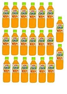 Okf Coconut Drink, Mango, 20 Pack