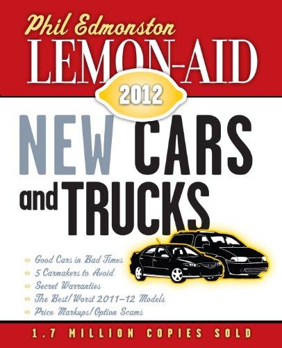 Lemon-Aid New Cars and Trucks 2012 (Lemon-Aid: New Cars & Trucks)