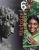 Histoire Géographie 6e : Programme 2009