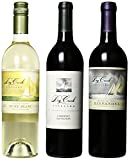 Dry Creek Vineyard Red & White Wines 3-Pack Mixed Pack, 3 x 750 mL