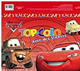 echange, troc Walt Disney - Cars, TOP COLO